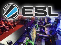 eSport-Hochburg auf der Gamescom 2017: die ESL Arena in Halle 9 (Bildnachweis: KoelnMesse / Jürgen Dehringer / ESL)