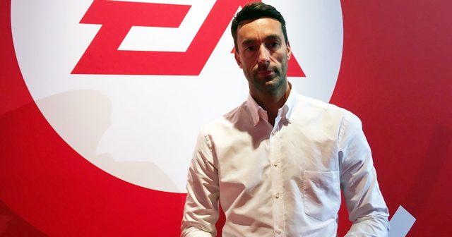 Patrick Söderlund, Executive Vice President EA Worldwide Studios