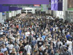Mit 350.000 Besuchern meldet die Gamescom 2017 einen neuen Bestwert (Foto: KoelnMesse / Thomas Klerx)