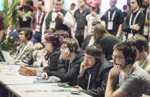 Devcom 2017: Die Veranstalter bewerten die Premiere der Entwicklerkonferenz als Erfolg (Foto: KoelnMesse / Oliver Wachenfeld)