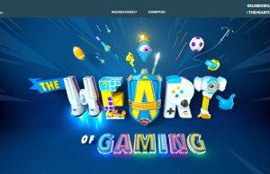 "Das Motto der Gamescom 2017: ""The Heart of Gaming"""