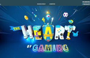 """Das Motto der Gamescom 2017: """"The Heart of Gaming"""""""
