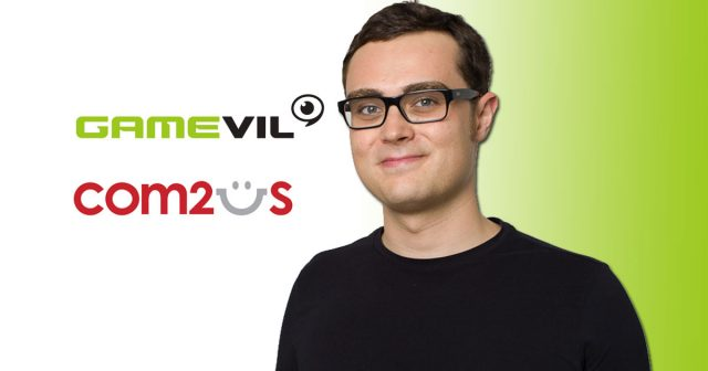 David Mohr, General Manager GAMEVIL COM2US Europe GmbH