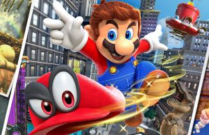 Super Mario Odyssey gewinnt fünf Kategorien beim Gamescom Award 2017 (Abbildung: Nintendo)