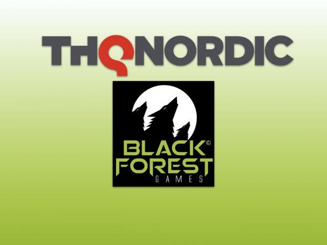 THQ Nordic übernimmt die Mehrheit an Black Forest Games.