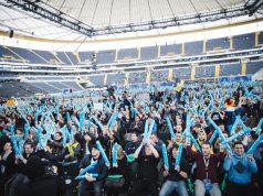 """Bitkom-Umfrage: eSport (hier die ESL One in Frankfurt) ist für jeden Fünften eine """"richtige"""" Sportart (Foto: ESL / Patrick Strack)"""
