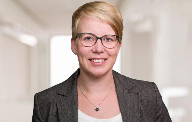 Maren Schulz leitet ab Oktober 2017 die Abteilung