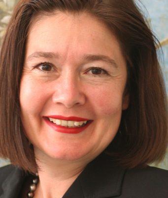 FFF Bayern-Geschäftsführerin Carolin Kerschbaumer