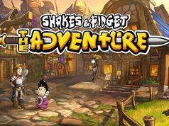 """Ab Oktober können sich die Fans via Kickstarter an der Finanzierung von """"Shakes & Fidget: The Adventure"""" beteiligen."""