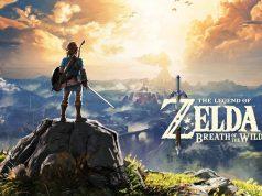 """Mit """"The Legend of Zelda: Breath of the Wild"""" gibt es das erste Nintendo-Switch-Spiel, das 200.000 Käufer in Deutschland findet."""
