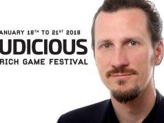 Neuer künstlerischer Leiter des Ludicious-Festivals in Zürich: Tobias Kopka (Foto: Silvia Bins)