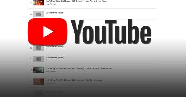 Neues Logo, neue Aufregung: Youtube löscht Videos und schränkt die Vermarktung einzelner Kanäle ein.