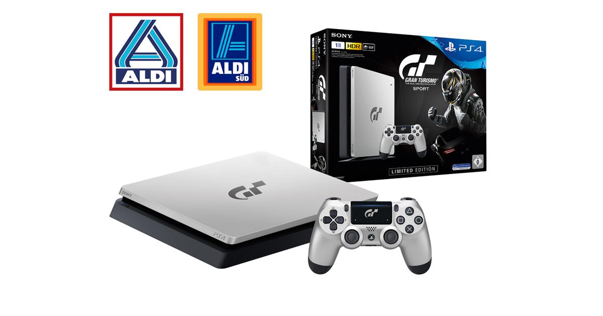 Playstation 4 Aldi