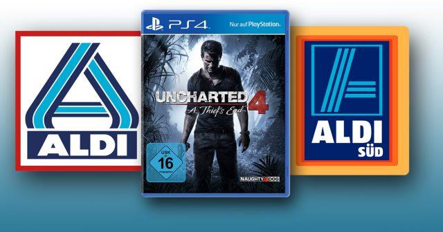 ALDI Süd und ALDI Nord verkaufen den PlayStation-4-Bestseller