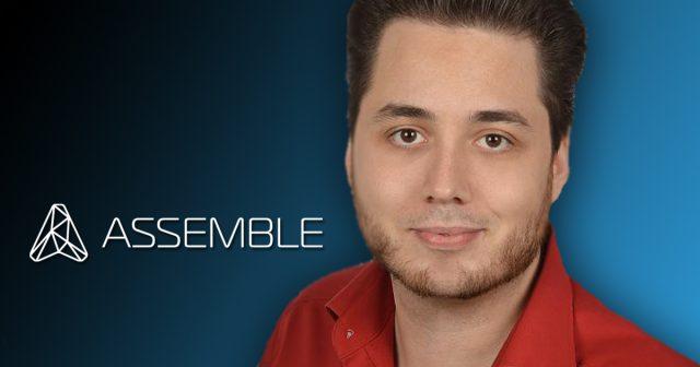 Koordiniert die Kommunikation von Assemble Entertainment: Neuzugang Dennis Blumenthal