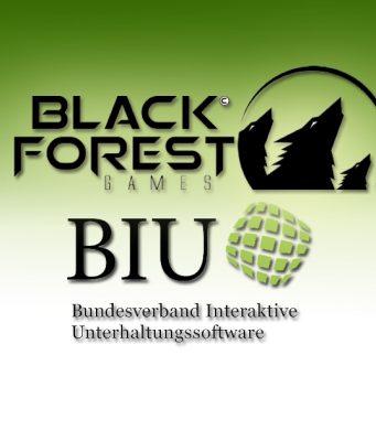 Das Offenburger Studio Black Forest Games tritt dem Branchenverband BIU bei.
