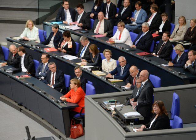 Dem neuen Bundestag werden mehr als 700 Abgeordnete angehören (Foto: Deutscher Bundestag/Achim Melde)