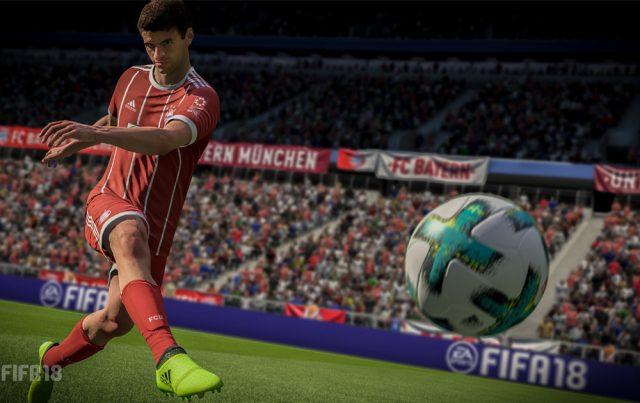 FIFA 18 Verkaufszahlen: Electronic Arts meldet über 1 Million abgesetzte PC- und Konsolenspiele.