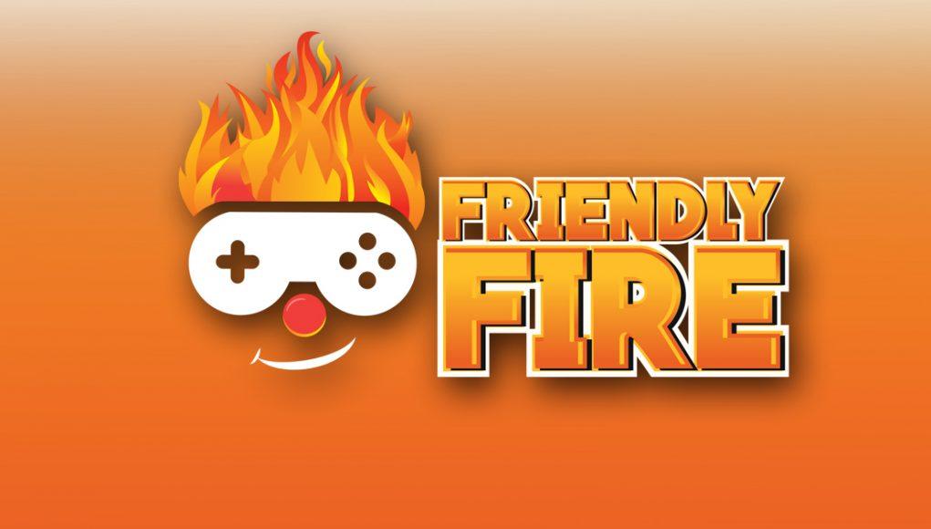 Friendly Fire 3 startet am Samstag, 2. Dezember 2017, um 15 Uhr.