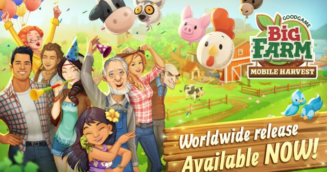 Goodgame Studios feiert den Appstore-Start von
