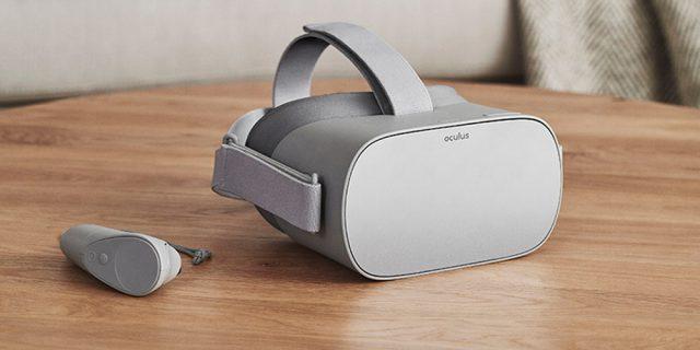 Im Lieferumfang der Oculus Go ist der Controller bereits inklusive.