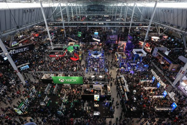 Die PAX East 2018 findet vom 5. bis 8. April 2018 in Boston statt (Foto: PAX)