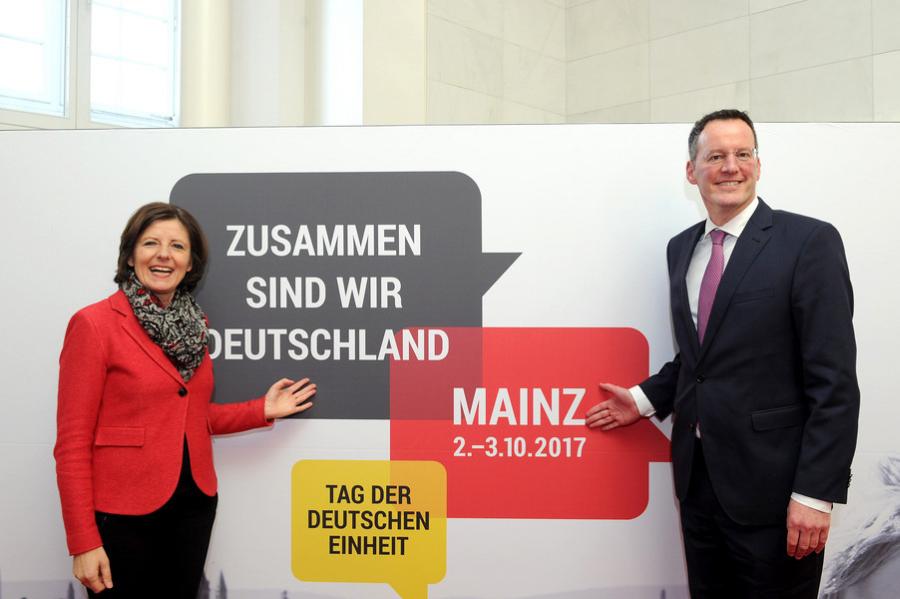 Tag Der Deutschen Einheit 2017 Gamesbranche Feiert Mit
