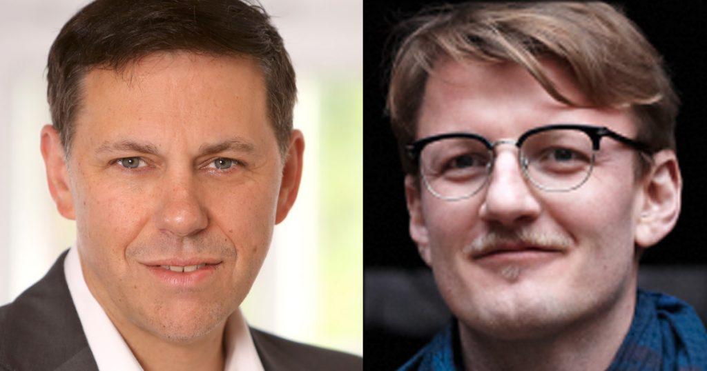 Thorsten Unger und André Bernhardt sind die Gründer von Target Games.