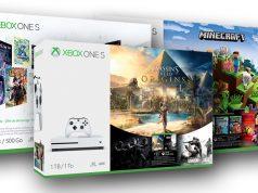 Xbox One S Bundle: Rechtzeitig zum Weihnachtsgeschäft baut Microsoft das Sortiment aus.