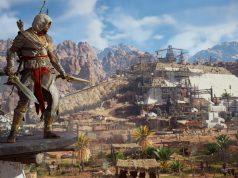 """""""Assassin's Creed Origins"""" gehört zu den Spielen, die eigens für die Xbox One X optimiert sind."""