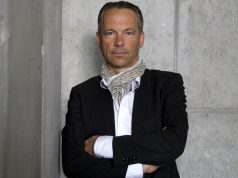 Professor Bernd Kracke, künstlerischer Leiter der B3 Biennale 2017 (Foto: von Lutzau)