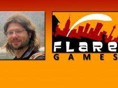 Todd English verantwortet als Head of Studio die Entwicklung in den beiden Studios von Flaregames.