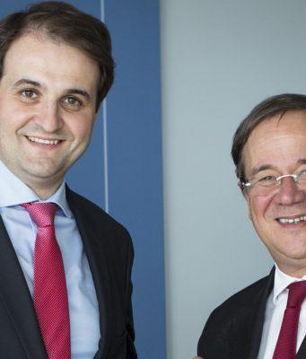 Nathanael Liminski ist Chef der Staatskanzlei des Nordrhein-Westfälischen Ministerpräsidenten Armin Laschet (Foto: Land NRW/R. Sondermann)