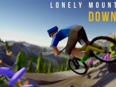 """Erfolgreiche Kickstarter-Finanzierung: """"Lonely Mountains: Downhill"""" ist für Mitte 2018 geplant."""