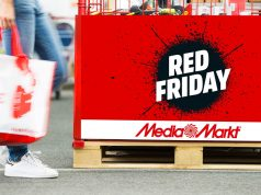 Deals, Deals, Deals: Der Media Markt Red Friday 2017 lockt mit spektakulären Angeboten (Foto: Media Markt).