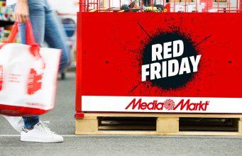 Deals, Deals, Deals: Der Media Markt Red Friday 2017 lockt mit spektakulären Angeboten.