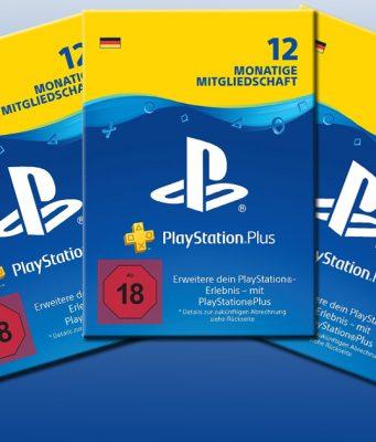 PlayStation Plus Angebote: Die günstigsten Tarife für 90, 180 oder 365 Tage.