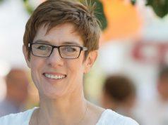 Saarlands Ministerpräsidentin Annegret Kramp-Karrenbauer plant gemeinsam mit der SPD den Einstieg in die Games-Förderung (Foto: CDU Saar)