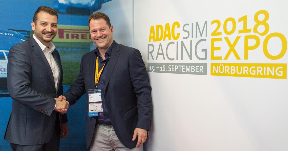 adac simracing expo 2018 n rburgring festival expandiert. Black Bedroom Furniture Sets. Home Design Ideas