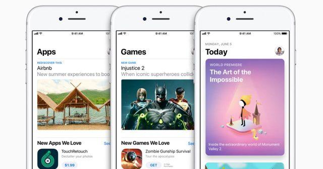 Spiele sind die mit Abstand beliebteste Rubrik im iOS-Appstore - jetzt konkretisiert Apple die Vorgaben für Lootboxen-Elemente.
