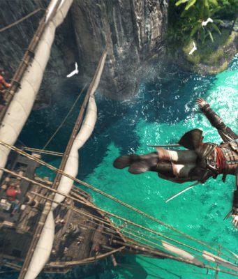 """Ubisoft bietet die PC-Version von """"Assassin's Creed 4: Black Flag"""" zwischen 11. und 18. Dezember zum kostenlosen Download an."""