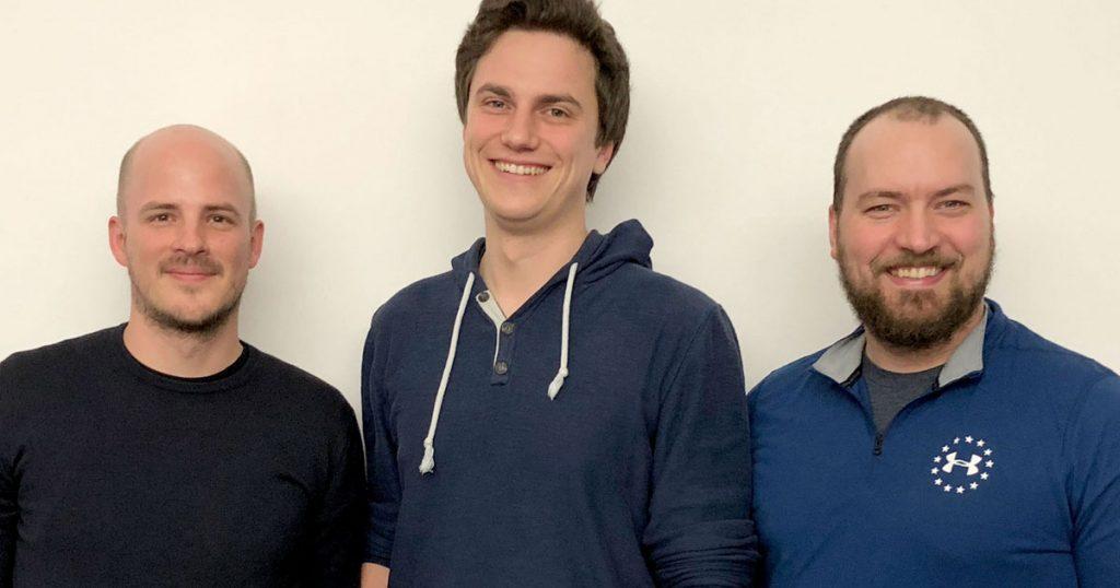 Hendrik Lesser, Johannes Roth (Vorsitz) und Lars Janssen bilden den neuen Vorstand von Games Bavaria Munich e. V.