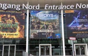 Der Gamescom 2018 Kartenvorverkauf startet voraussichtlich im März 2018.