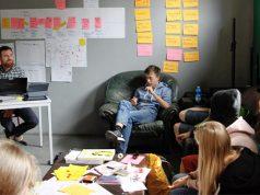 """Kampagne """"Stärker mit Games"""": Mehr als 2.000 Kinder haben bereits an den Projekten der Stiftung Digitale Spielekultur teilgenommen - wie hier in Neuruppin (Foto: Stiftung Digitale Spielekultur)"""