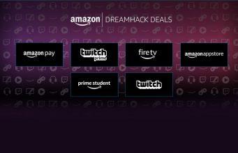 Amazon Dreamhack Deals 2018: 20 Prozent auf ausgewähltes Gaming-Zubehör (nur bis 31.1.2018)