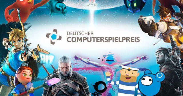 Das Preisgeld für den Deutschen Computerspielpreis 2018 steigt auf 560.000 Euro.