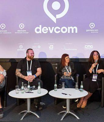 Für die Devcom 2018 planen die Veranstalter Optimierungen bei Ablauf und Ticket-Struktur (Foto: Devcom/Aruba Events)