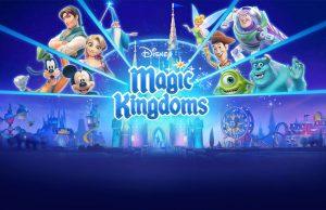 Disney arbeitet bereits mit Gameloft zusammen (hier: Disney Magic Kingdoms) - künftig sollen weitere Mobilegames auf Basis von Disney-Lizenzen entstehen.