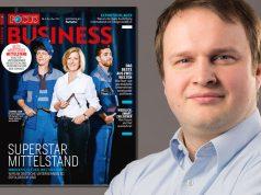 CEO Michael Haenisch schafft es mit Freaks 4U Gaming unter die besten mittelständischen Arbeitgeber des FOCUS-Business-Rankings 2018.