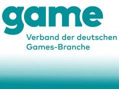 Das neue Logo des Game - Verband der deutschen Games-Branche